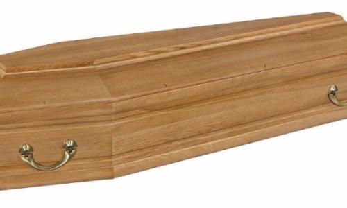 Cercueil le ROMA